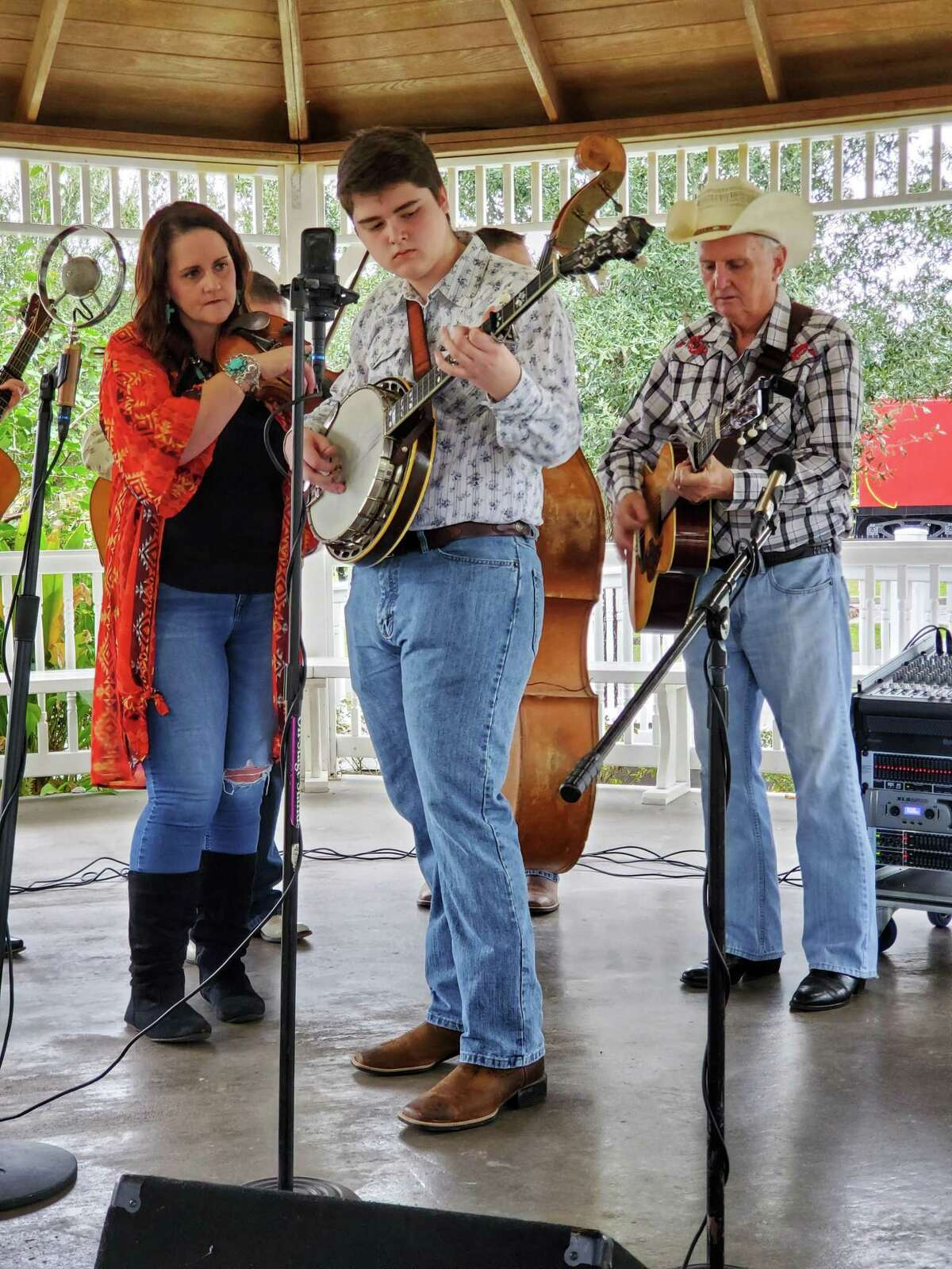 Vintage Sounds is among the bands scheduled to play during Bluegrass Tomball. The event returns this year on Oct. 16, 2021 at the downtown Depot Plaza.