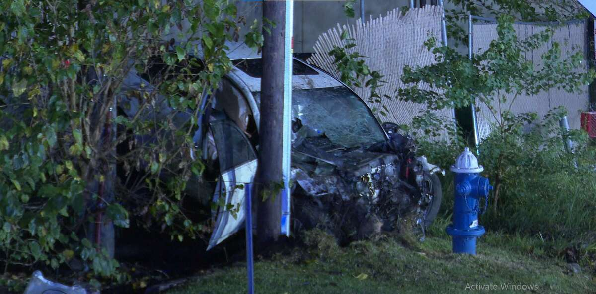 Three valets were killed in a crash in Fairdale. A driver speeding away from pursuing police crashed into the valet drivers before flipping into a ditch.