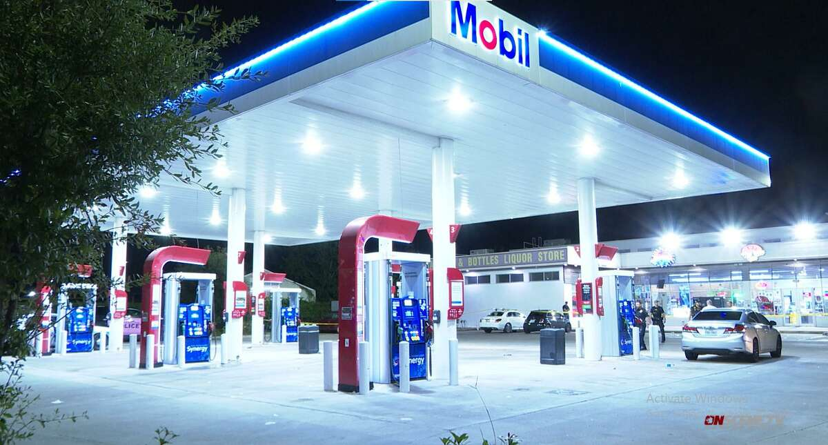 A man was shot at a gas station on Old Spanish Trail and Allegheny Street on Oct. 1.