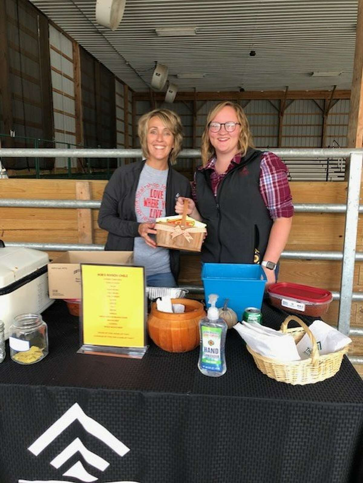 Team Thumb Bank and Trust wins the soup cook-off