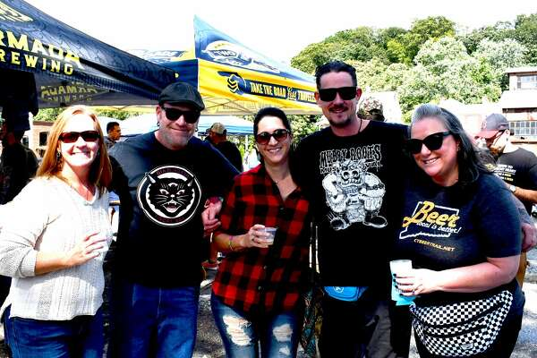 The Smoke in the Valley Craft Beer and Home Brew Festival was held on Saturday, Oct. 2, 2021 at Bad Sons Beer Co. in Derby, Conn. The event featured 30 local brewers, as well as food trucks and music. Were you SEEN?