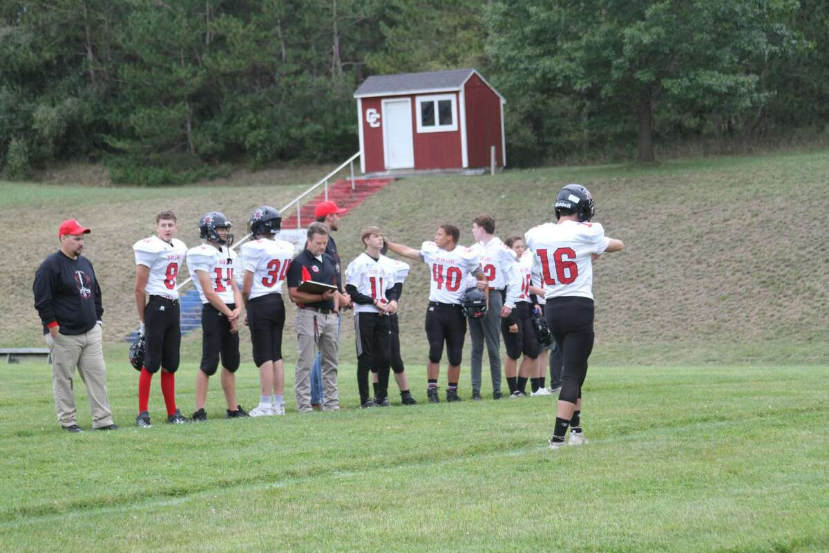 Bear Lake defeats Manistee Catholic Central in week two of the regular season.