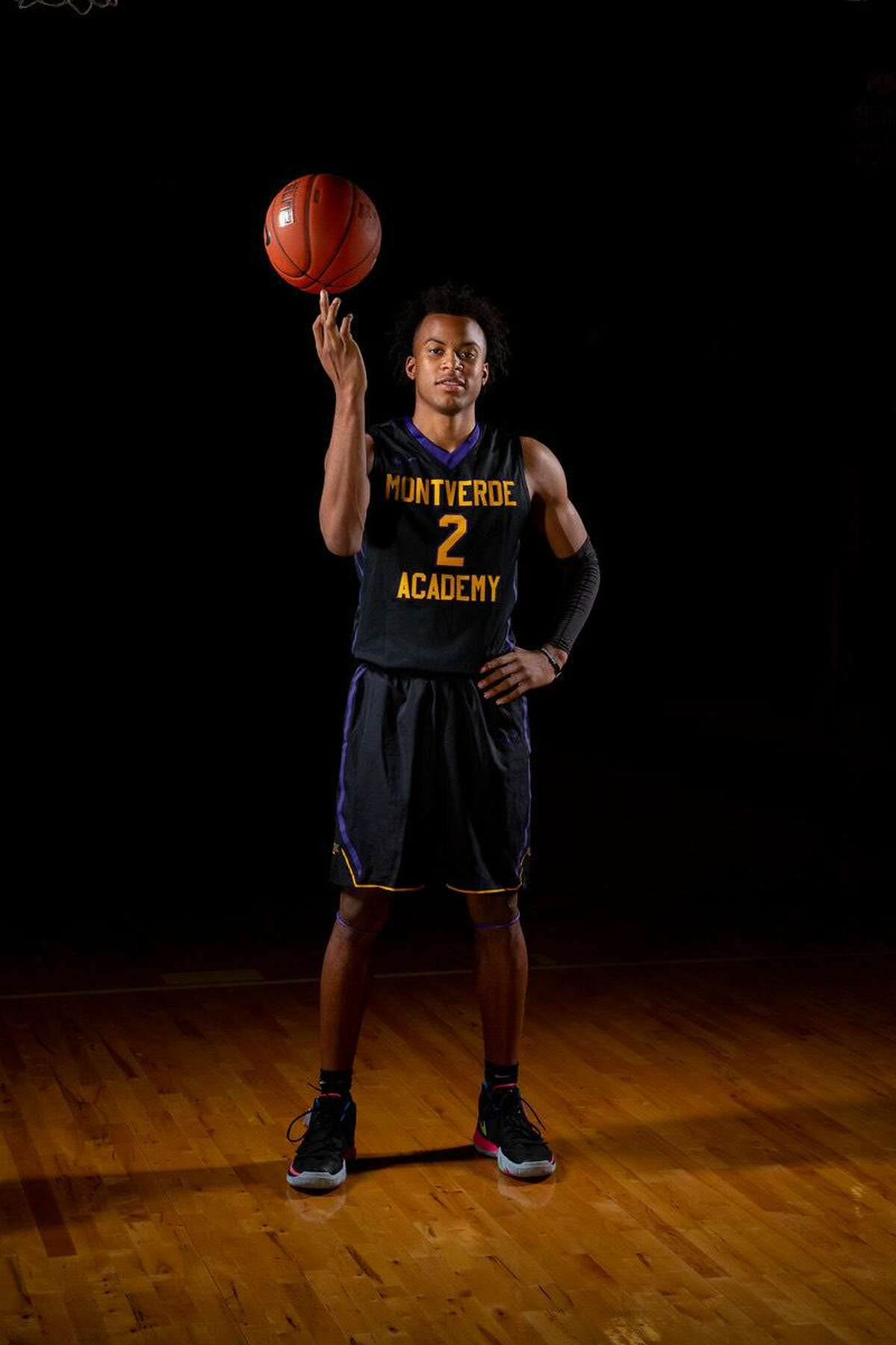 Moses Moody, now a rookie guard with the Warriors, considers his two years at Montverde Academy in Florida a critical part of his journey to the NBA.