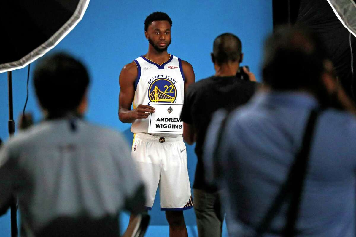Warriors forward Andrew Wiggins last answered questions about his vaccination stance during media day on Monday.