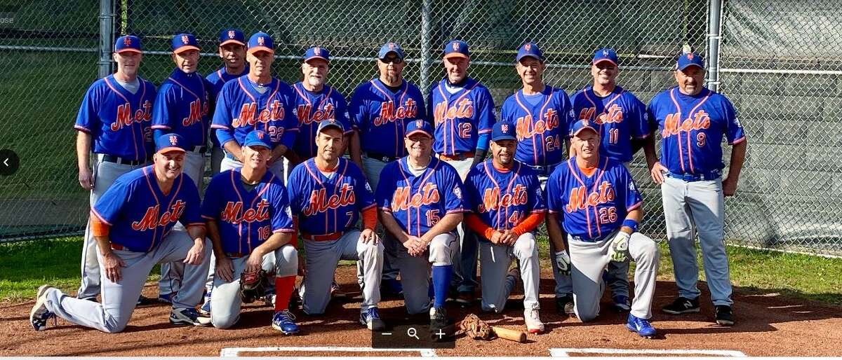 5. I still play baseball today, albeit with competition a little older than my college days.  Albany has a great adult baseball league that is divided into several age groups.  I play with the Mets in the 40 year league.