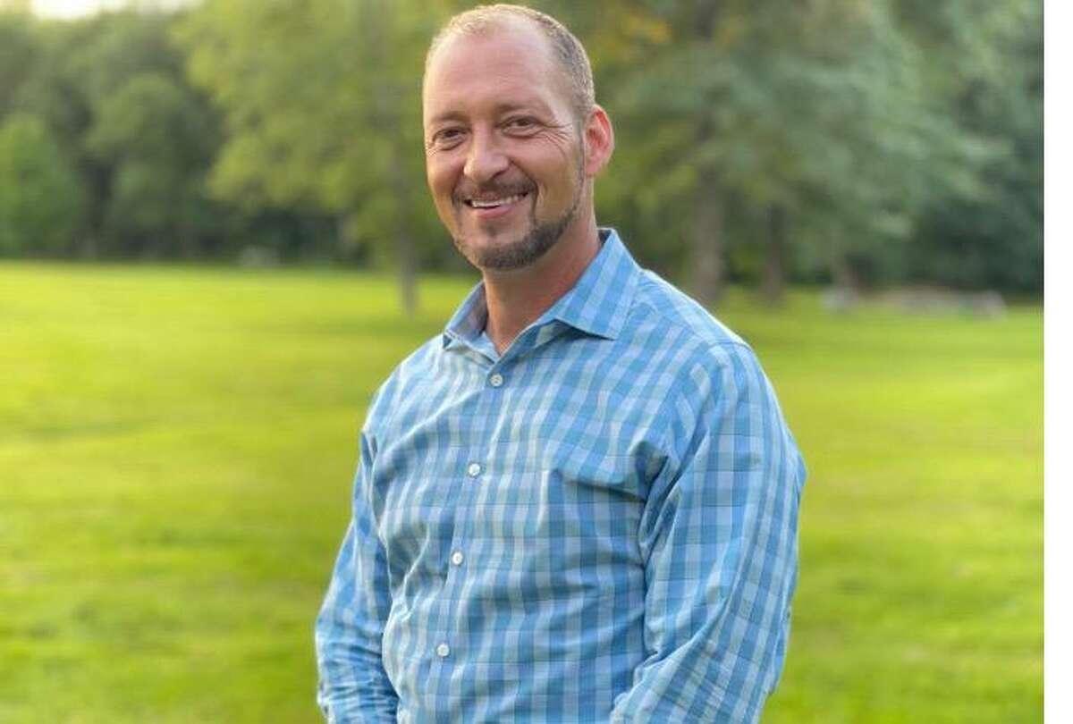 Democrat Patrick Roy is running for first selectman in Roxbury.
