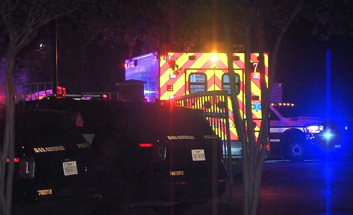 One person is dead and three people injured after a shooting lead police to a standoff Saturday night.