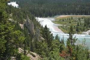 Hoodoos Trail, Banff, Alberta