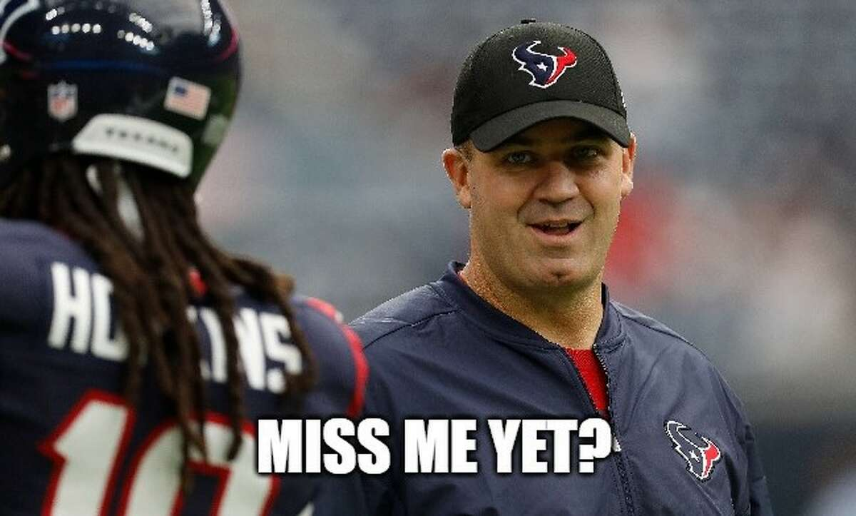 The memes are not kind to the Texans after they got trounced in Buffalo on Sunday.