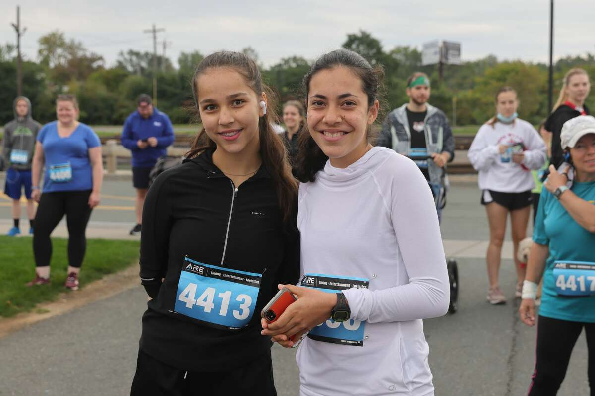 Were you Seen at the 5K Duck Dash & Family Duck Waddle sponsored by the Autism Society of the Greater Capital Region, held at the Mohawk Harbor in Schenectady on October 3, 2021?