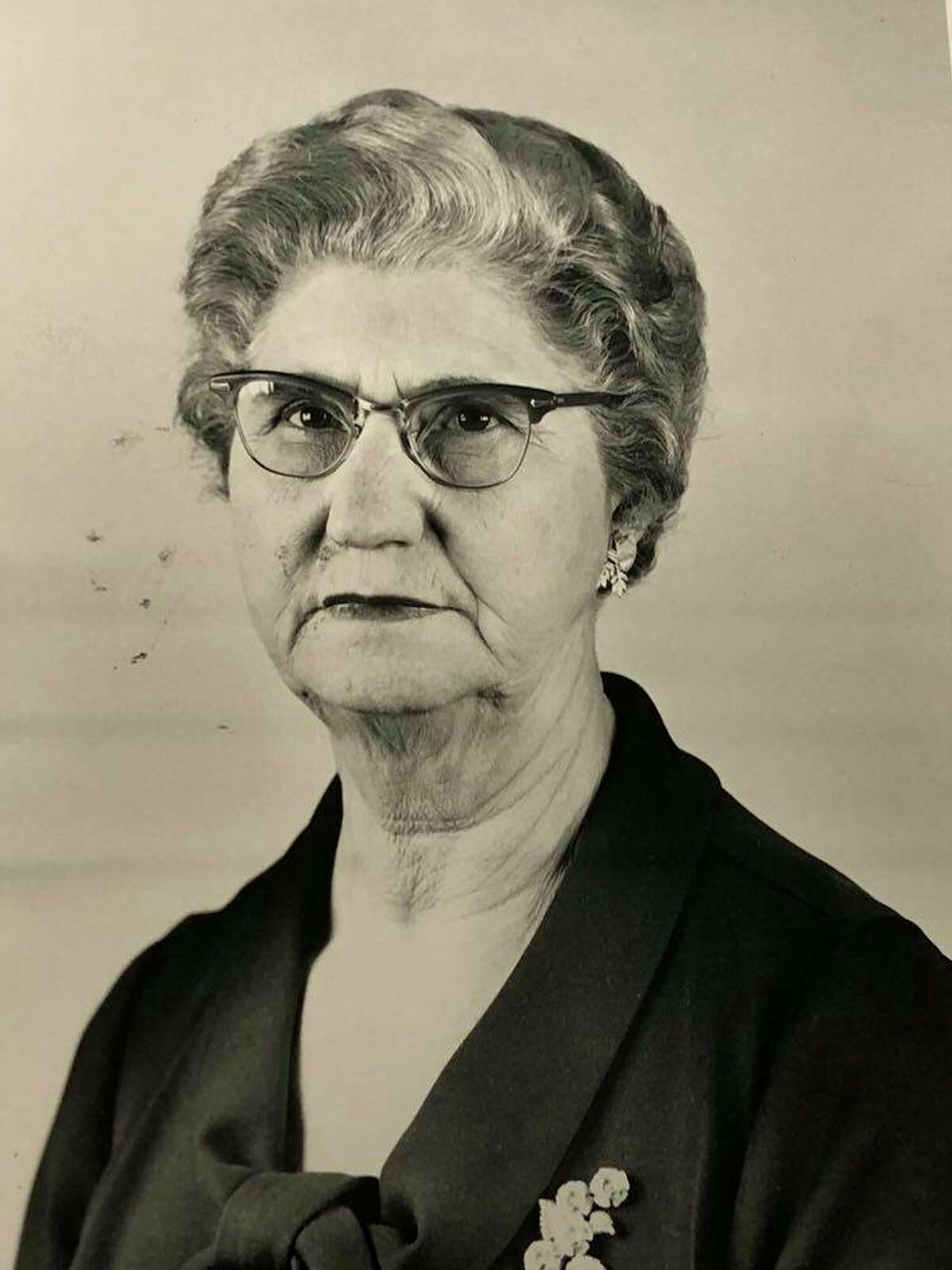 Clara Booth Smith did what hundreds of young people did in her generation. She attended one year of County Normal for a teaching certificate. After raising a family, she returned to teaching, earning a four-year degree and a master's degree. Through the years, she touched the lives of hundreds of boys and girls in Midland County.