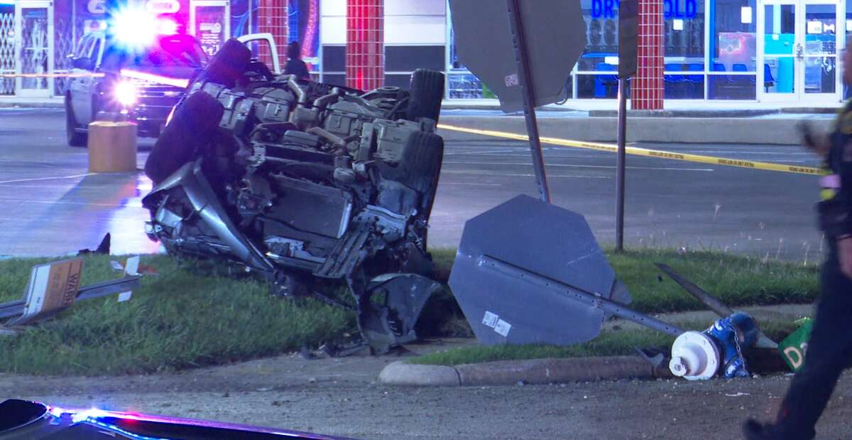 A teen driver was killed Oct. 4, 2021, when he lost control of his vehicle while speeding near Ashcroft Drive and Dashwood Drive in the Gulfton neighborhood.