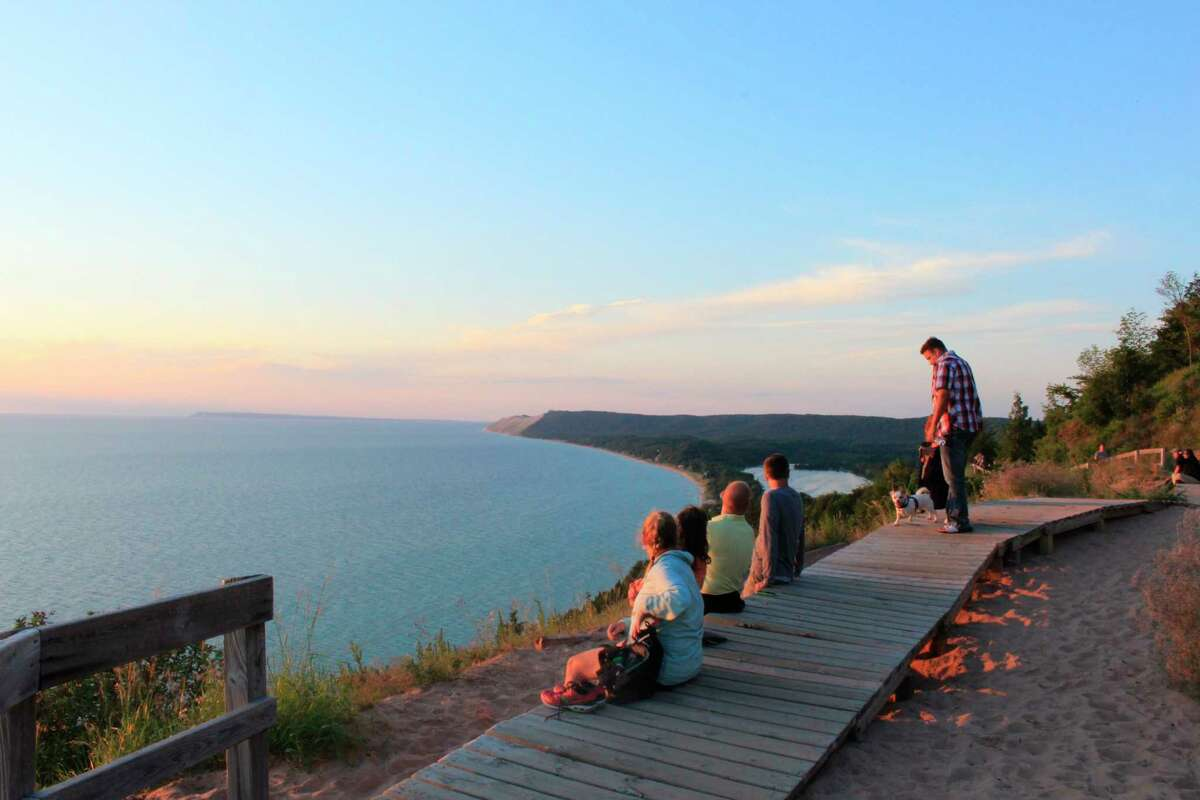 The Lakeshore and Friends of Sleeping Bear Dunes are holding a virtual celebration on the park's anniversary. (Courtesy Photo)