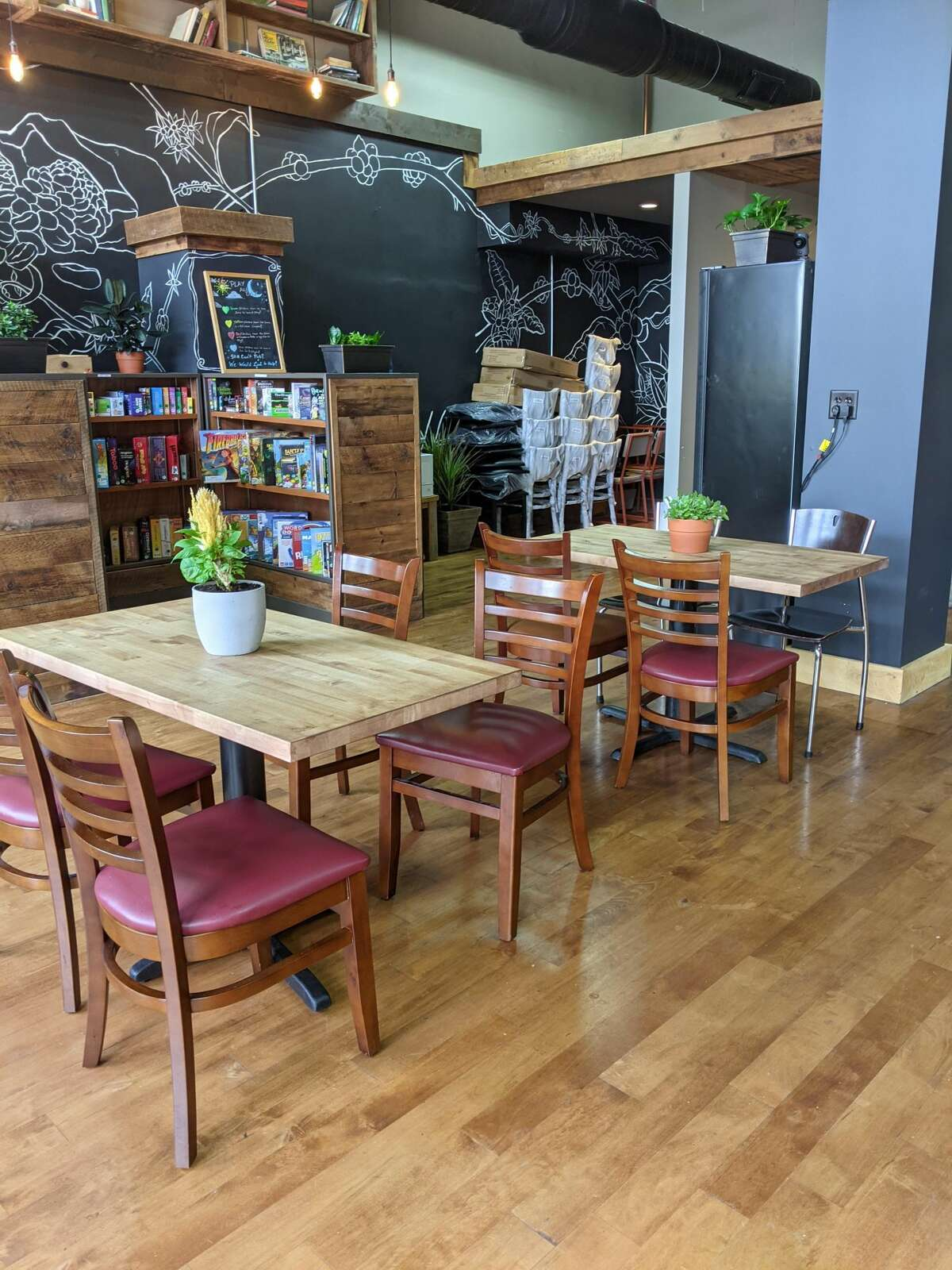 Bard & Baker Albany officially opened Oct. 1 at 1034 Madison Ave. next door to The Madison Theatre. The original cafe opened in troy three years ago,