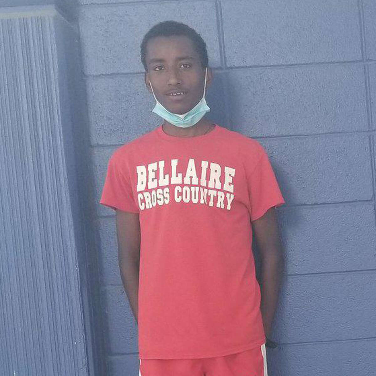 Fnan Measho was a member of the Bellaire High School Cross Country and Track team. He was one of three struck and killed by a car in southwest Houston Friday night.