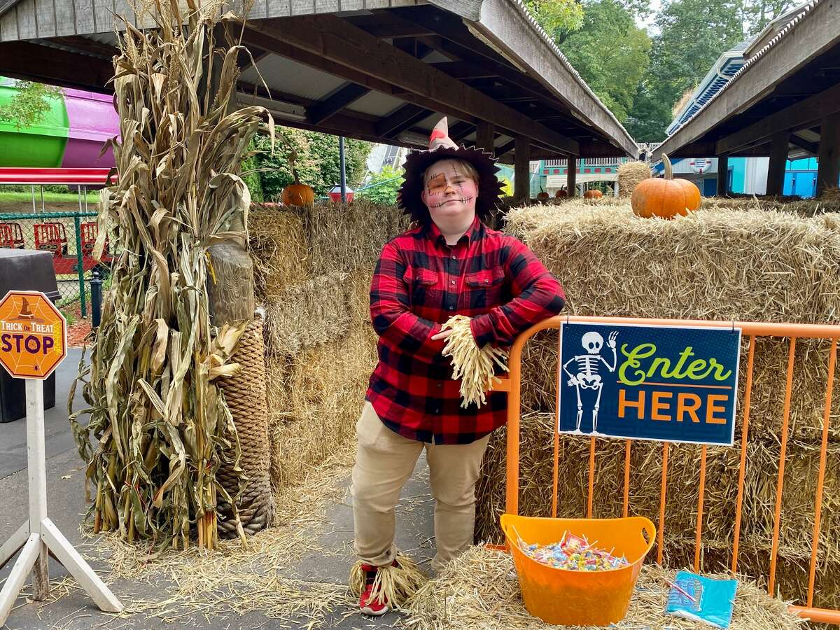 Lake Compounce celebrates Happy Hauntings every Saturday and Sunday in October.