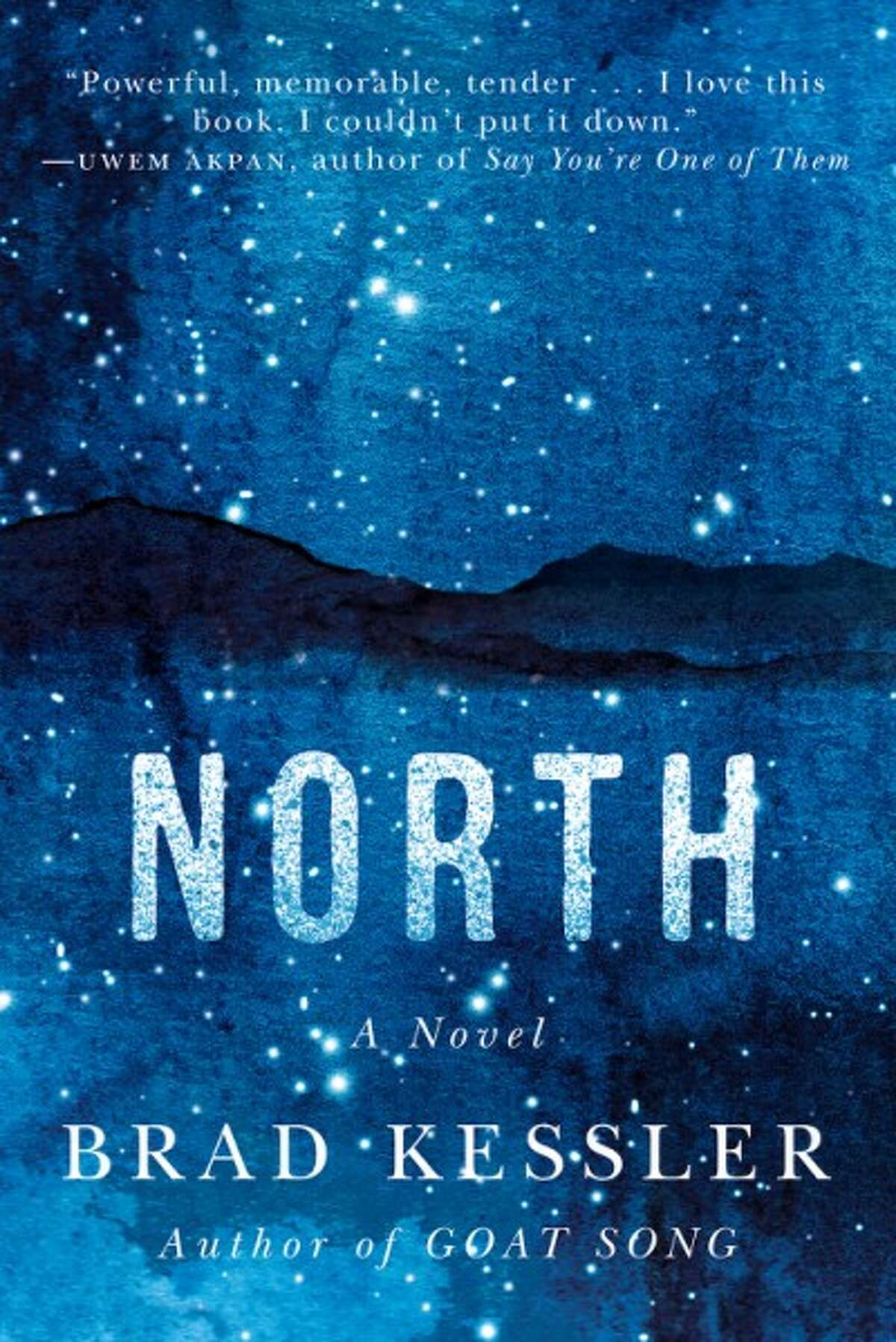 """""""North"""" by Brad Kessler."""