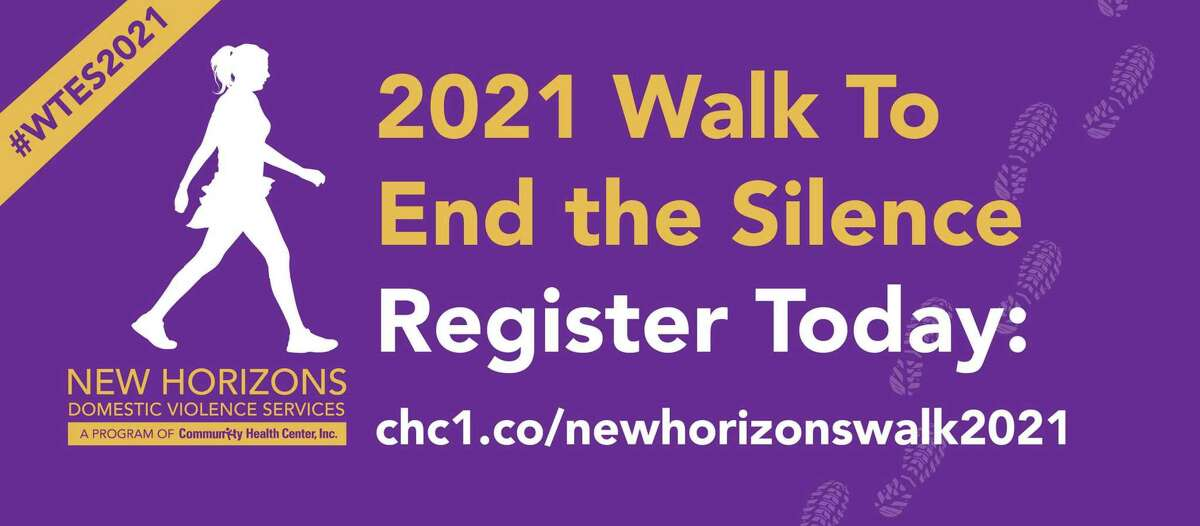 New Horizons and the Middletown Police Department are hosting the 2021 Walk to End the Silence throughout October.