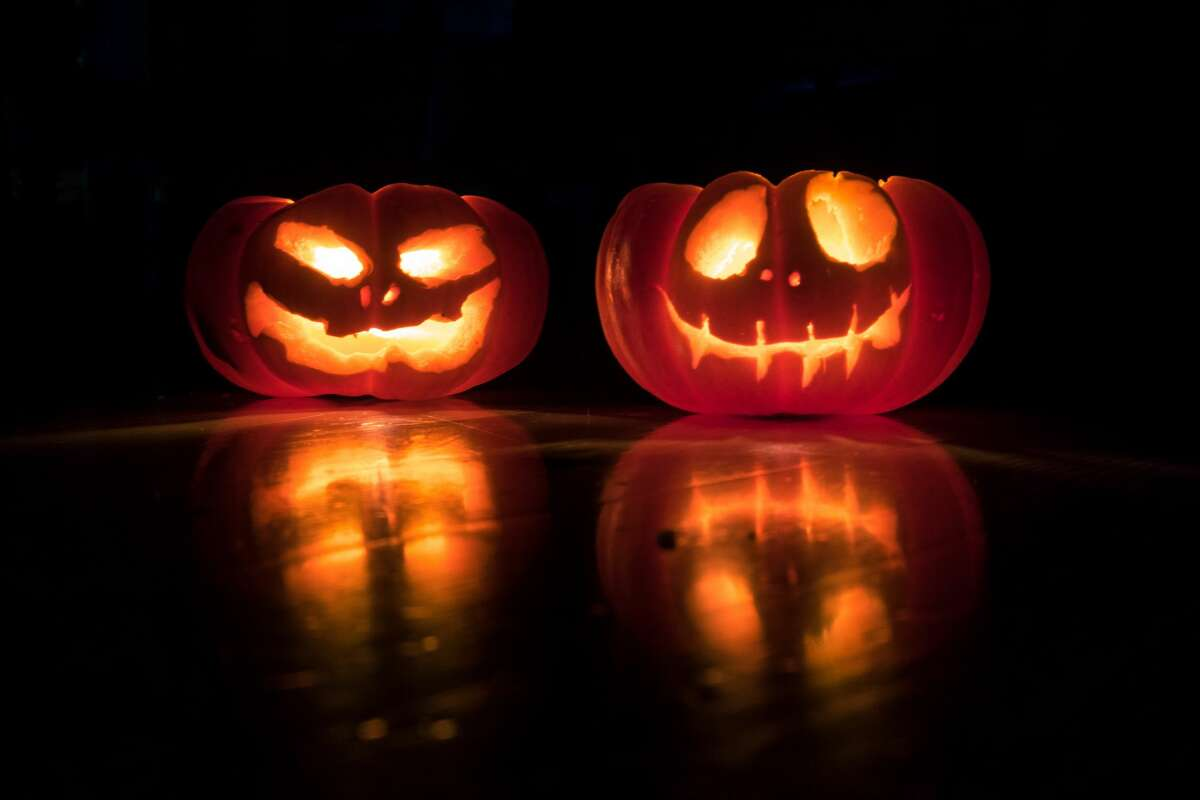 Pumpkin stencils make for some of the best Jack-O-Landerns.