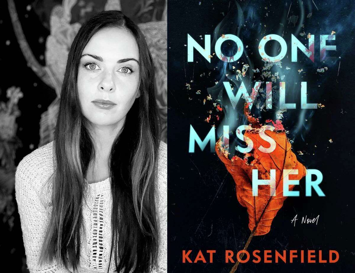 """Kat Rosenfield, author of """"No One Will Miss Her."""""""