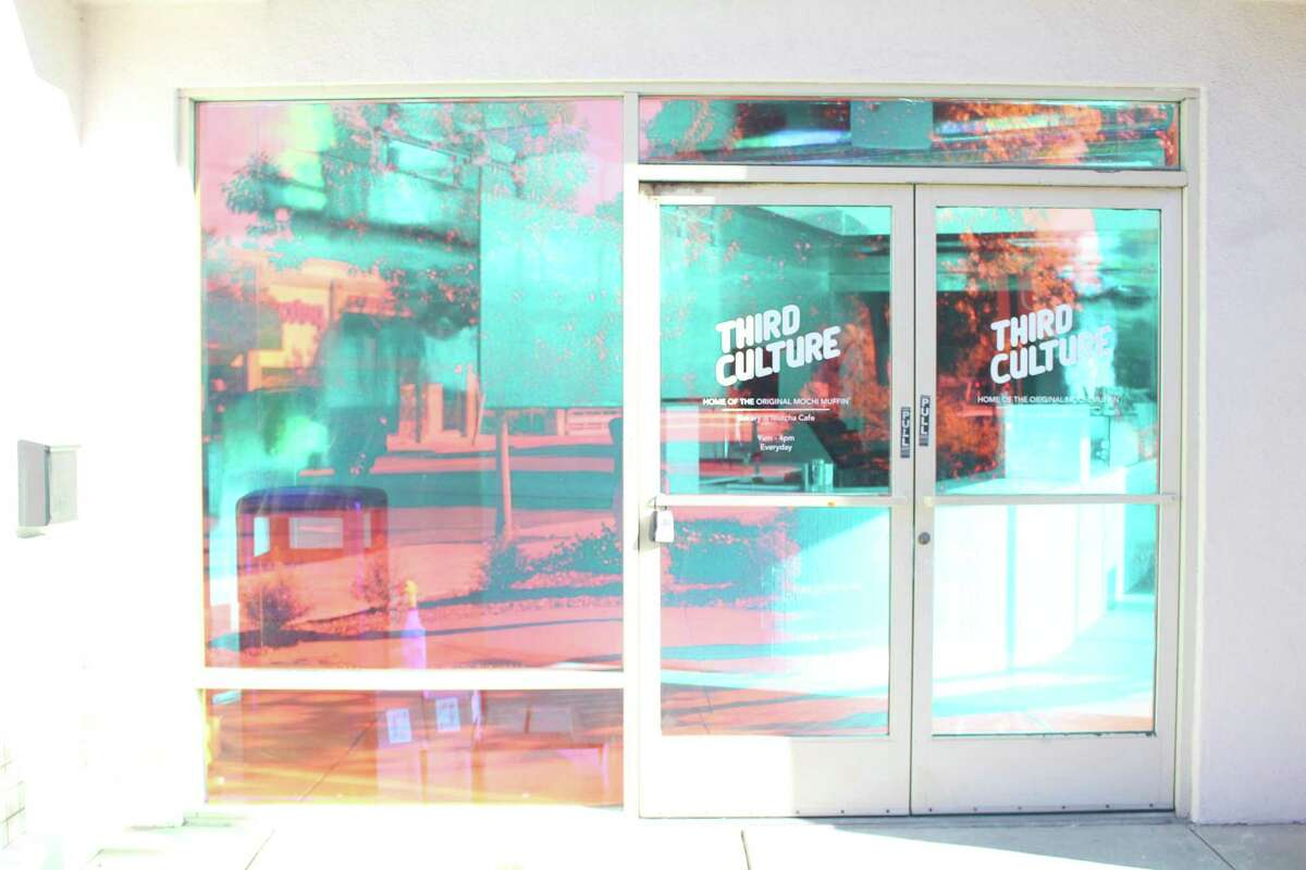 The exterior of Third Culture's new mochi bakery and matcha cafe in Walnut Creek.