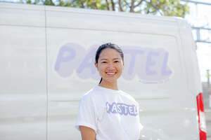 Amanda Nguyen created Pastel after she realized that her pastry shop wasn't reaching many of her customers in the Bay Area.