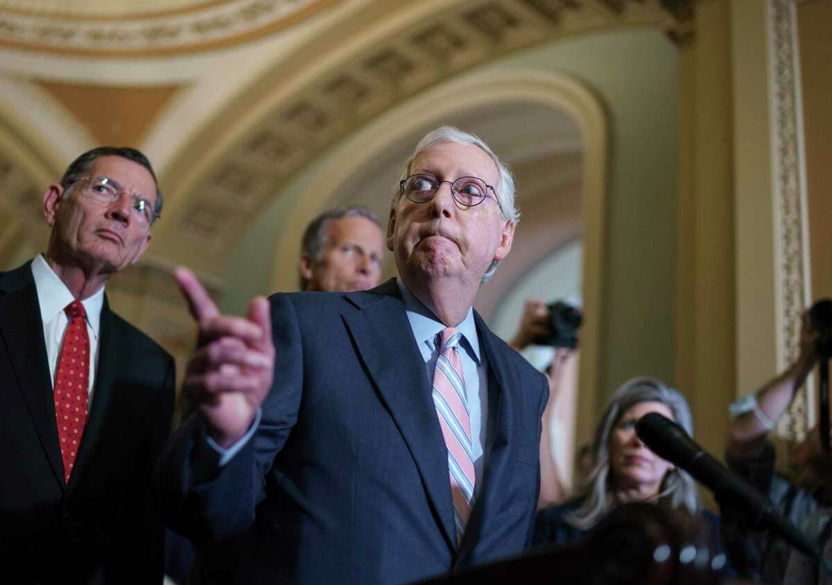 A reader said Senate Minority Leader Mitch McConnell and others need to use teamwork in raising the debt limit.