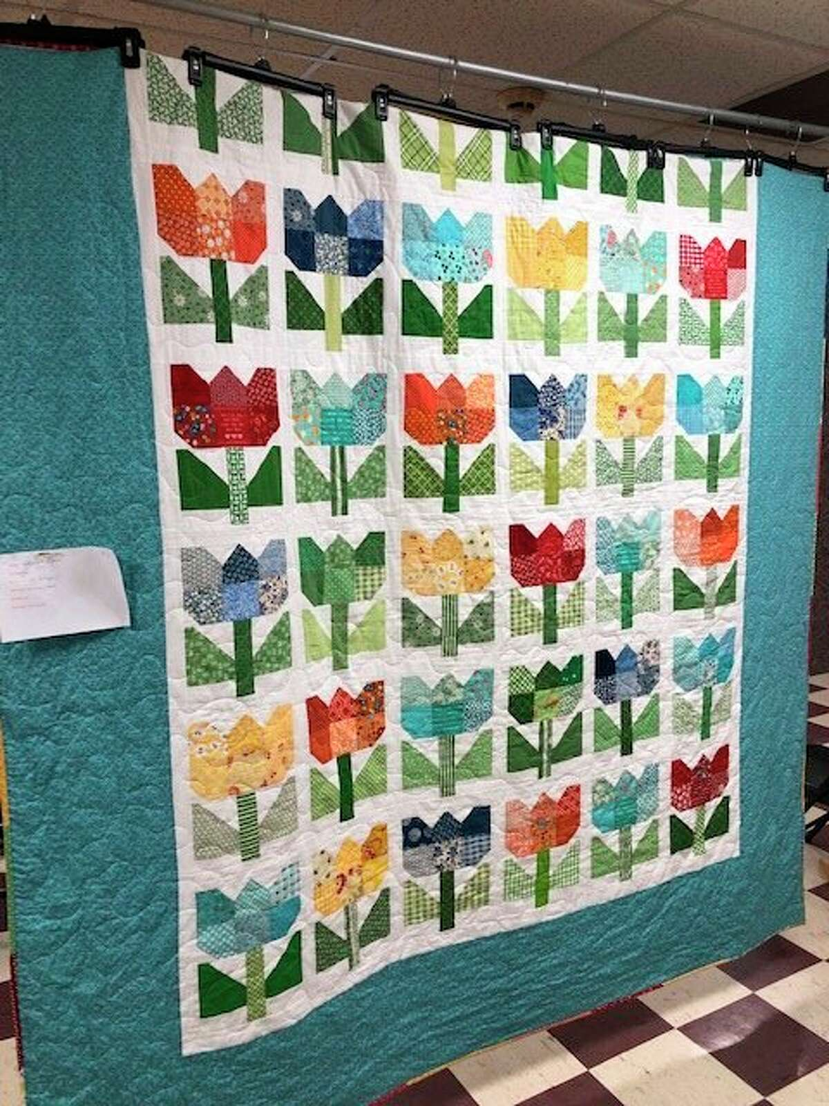 The Fall into Quilting Craft and Quilt Show was held over the weekend at Norman Township Hall.