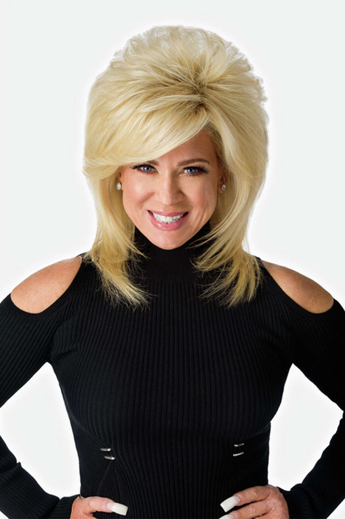 Pictured is Theresa Caputo.