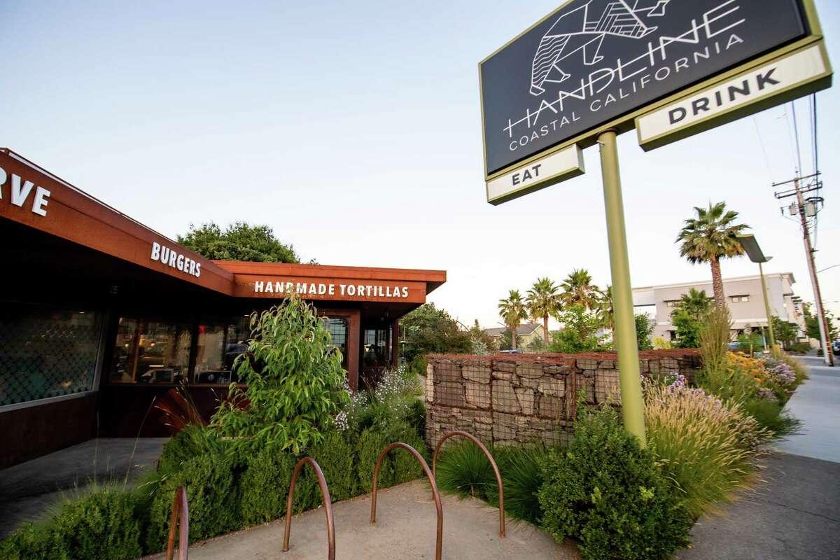 The exterior of Handline in Sebastopol. The restaurant has removed Lowell Sheldon as an owner.
