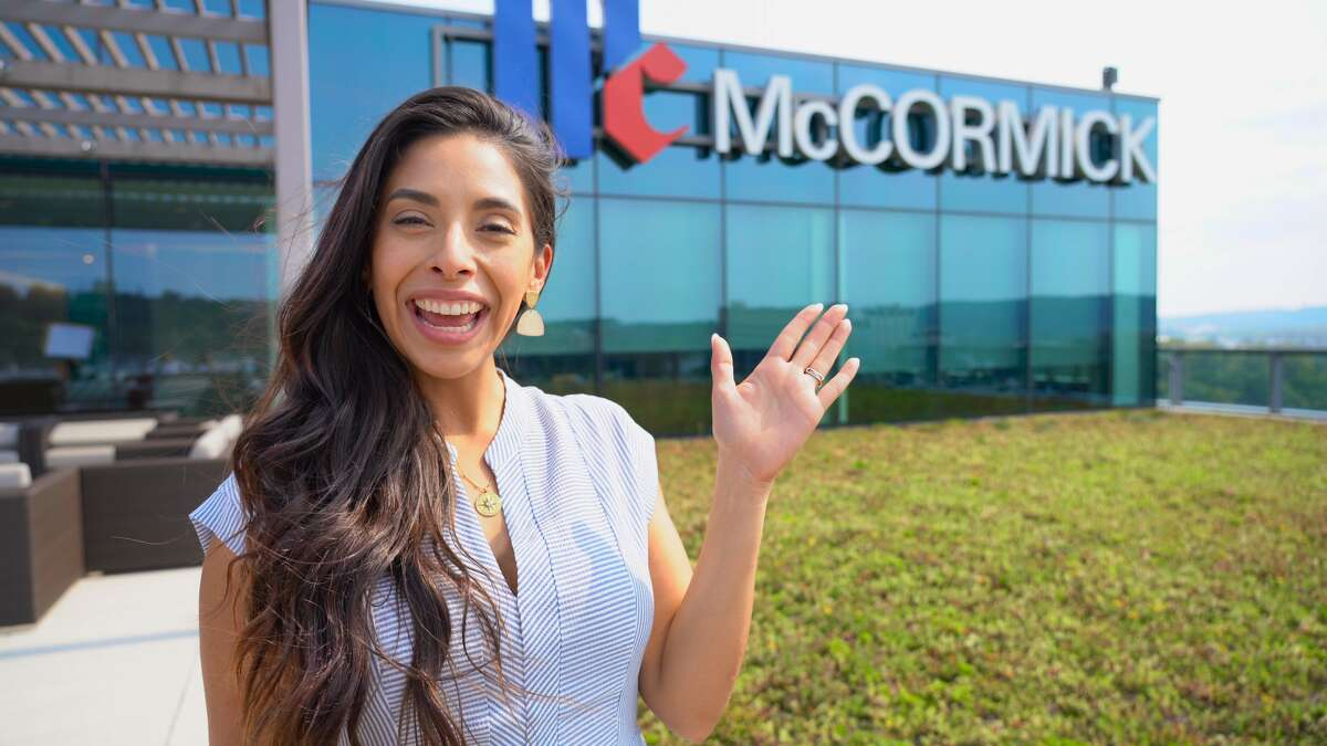 Jo Luna, El Paso native, is McCormick's new Director of Taco Relations.