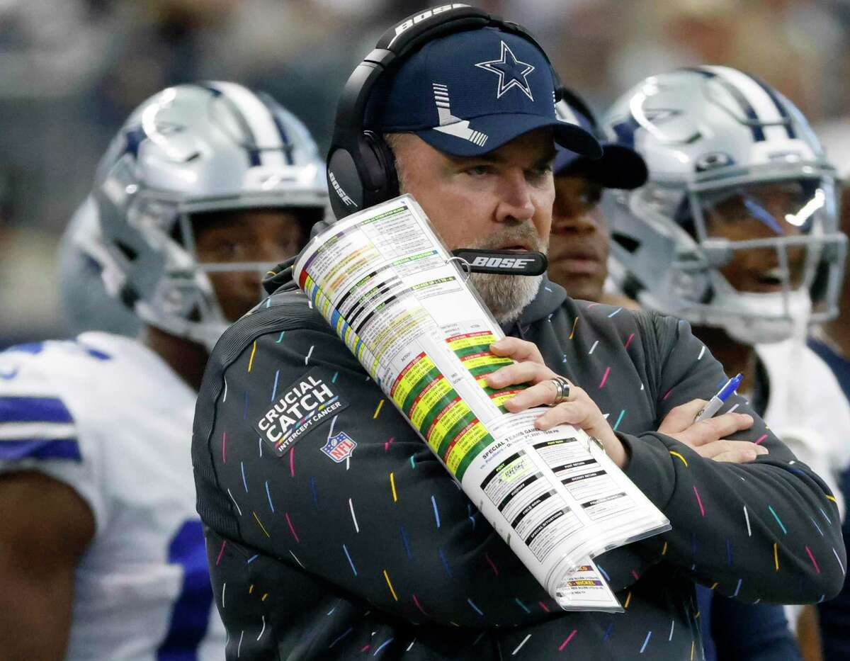 Cowboys coach Mike McCarthy sometimes makes head-scratching decisions, but they often work, and he is leading a team on a serious roll.