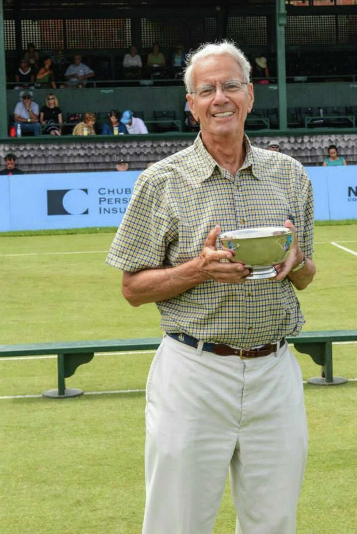 Goldblatt earned the Ned Weld Award in 2019. The award was presented by the Youth Tennis Foundation of New England, an affiliate of the United States Tennis Association, for Goldblatt's work with his organization, Norwalk Grassroots Tennis.