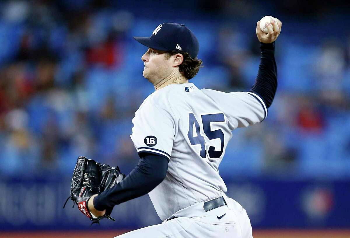 Gerrit Cole is set to start for the Yankees when they face the Red Sox at Fenway Park in the AL wild-card game at 5 p.m. Tuesday (ESPN, ESPN2/1050).