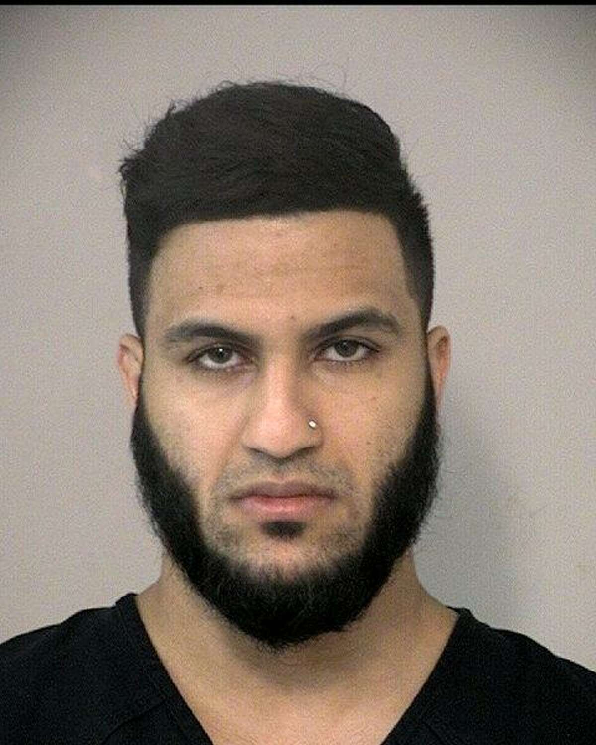 Ahmed Altaee was charged with the third-degree felony of aggravated promotion of prostitution. He also received a five-year prison sentence for the Aggravated Assault.