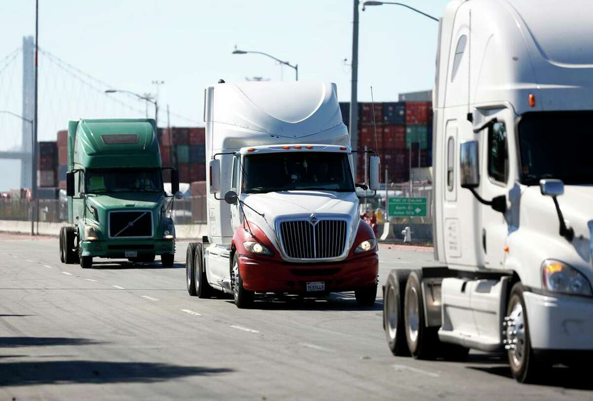 The Supreme Court declined to take up objections to a California law on treating truckers as employees.