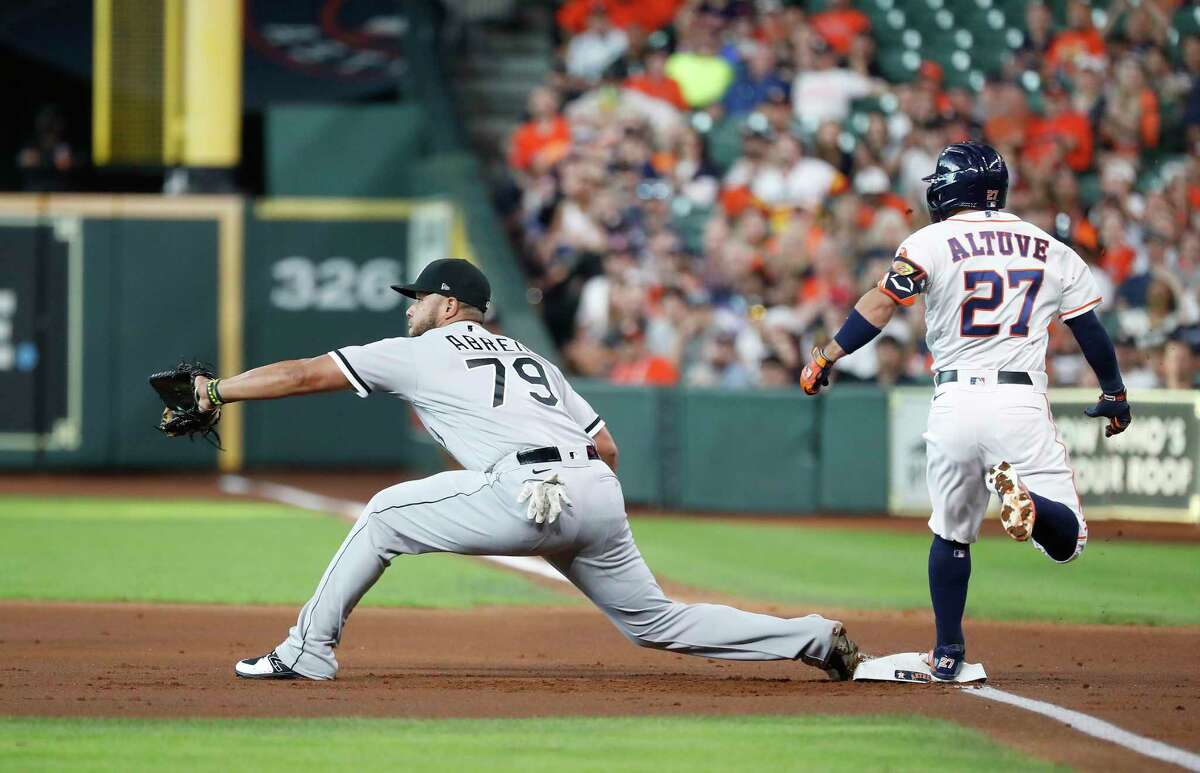 As was the case when the Astros' Jose Altuve beat a throw to White Sox first baseman Jose Abreu for an infield single on June 17 at Minute Maid Park, their teams' ALDS matchup figures to be close.