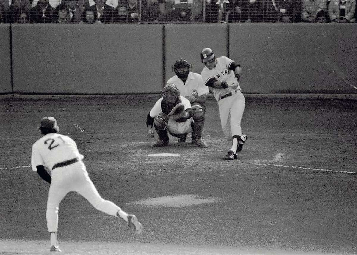 Light-hitting Bucky Dent's homer in 1978 off Mike Torrez earned him a profane middle name among Red Sox fans.