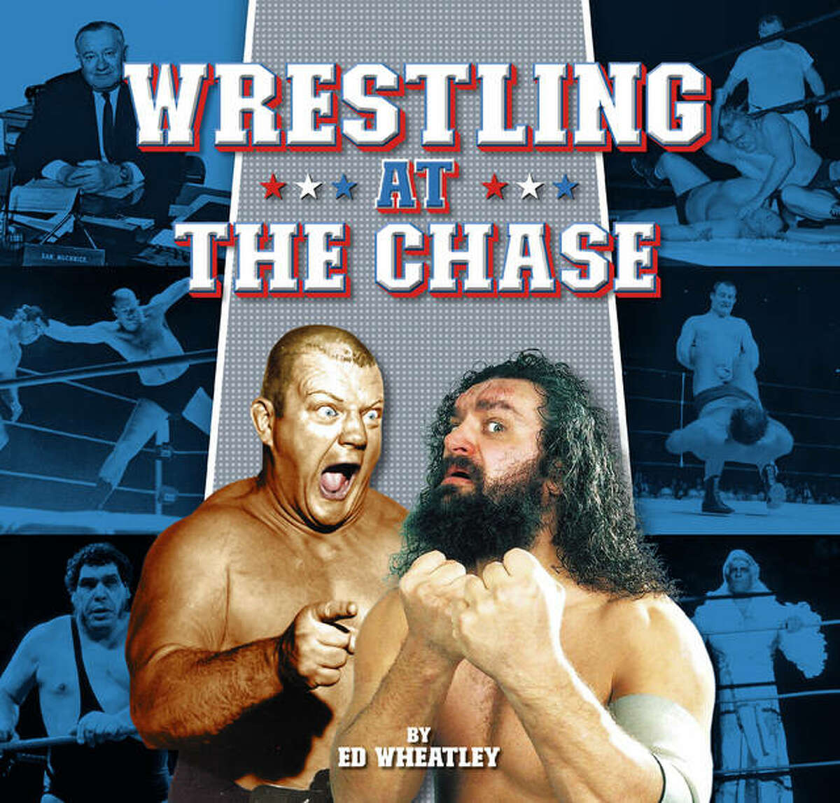 """""""Wrestling at the Chase,"""" by Ed Wheatley, is a coffee-table book about the famed show of the same name that premiered in 1959. The book was release last week by Reedy Press and is available wherever books are sold."""