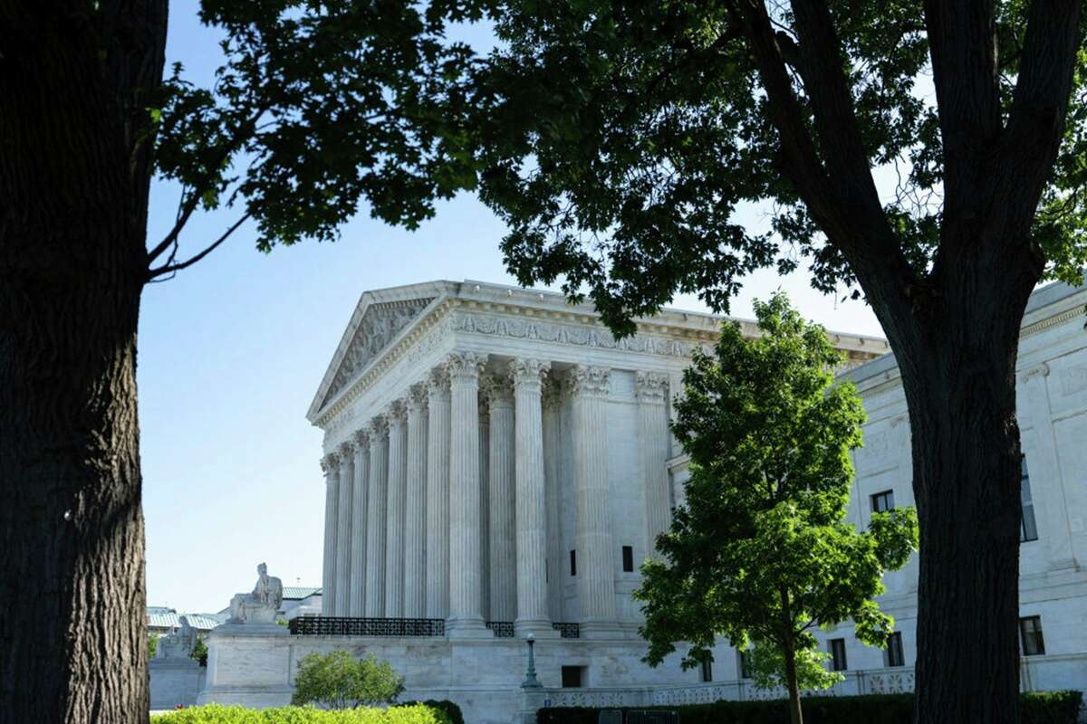 A view of the U.S. Supreme Court in Washington, D.C. (Drew Angerer/Getty Images/TNS)