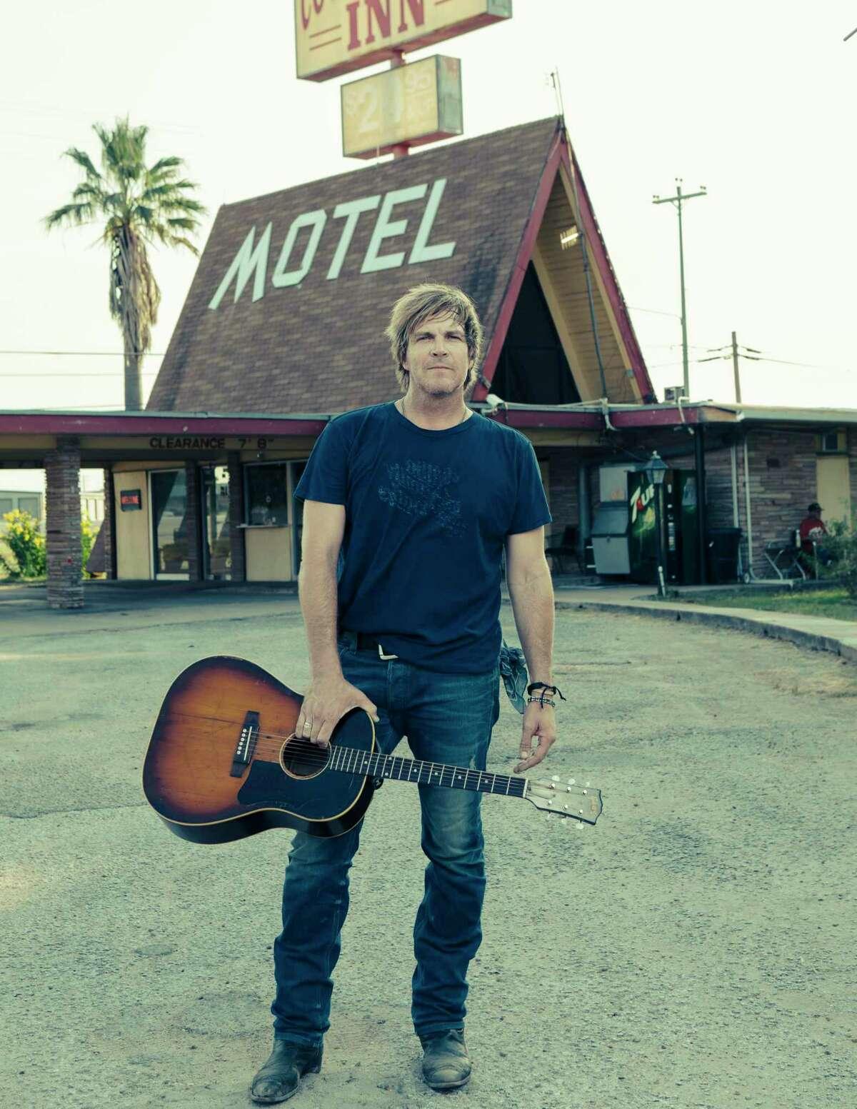Texas singer-songwriter Jack Ingram will perform Oct. 6 at Main Street Crossing in Tomball.