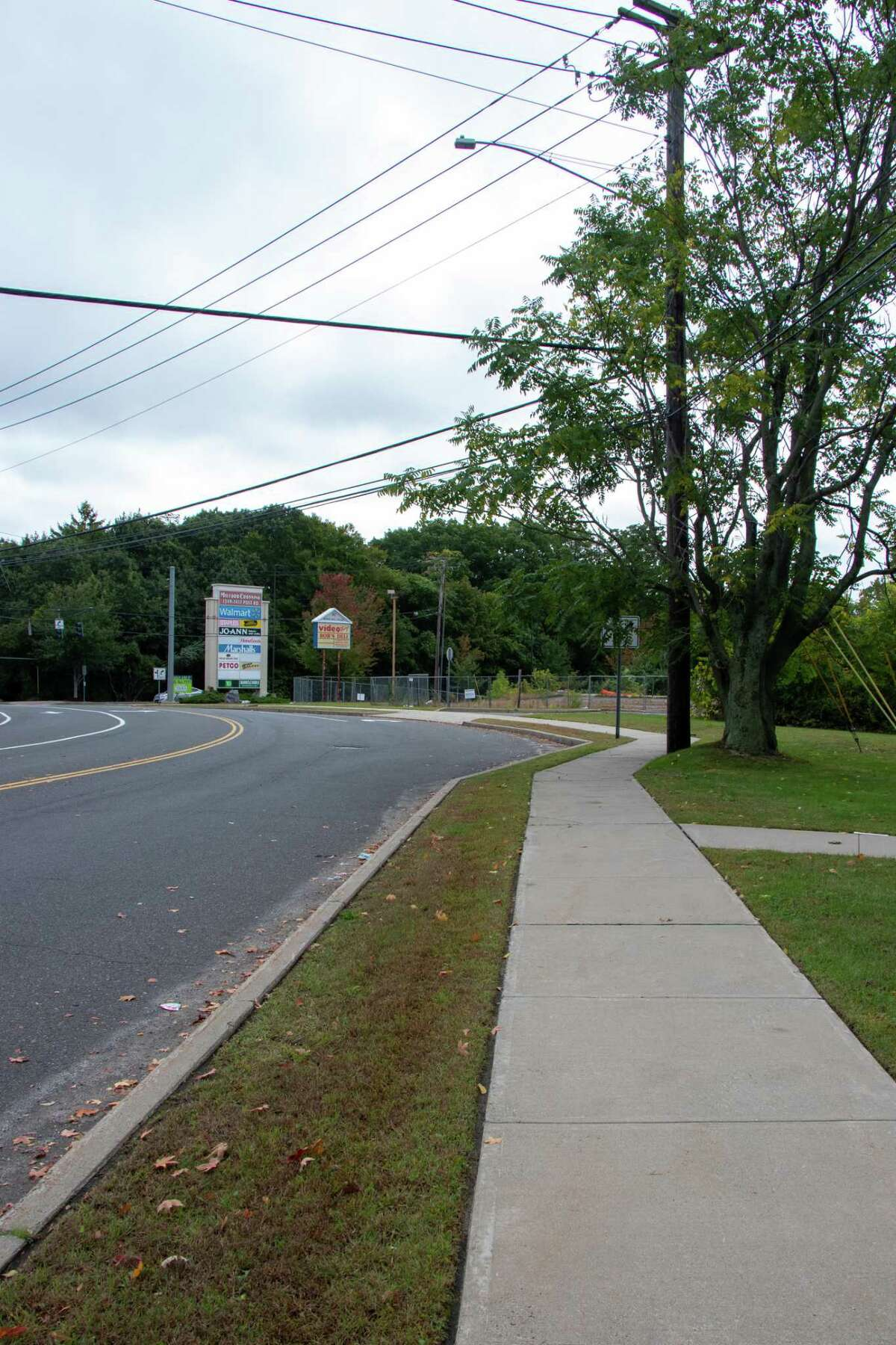 A section of Roses Mill Road is designated as cannabis public consumption area.