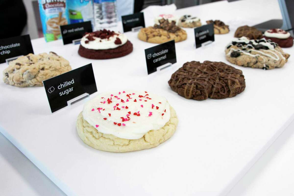 Crumbl Cookie, a 2-year-old franchise cookie shop from Utah, opened on Feb. 6 offering specialty cookies to the Atascocita area.