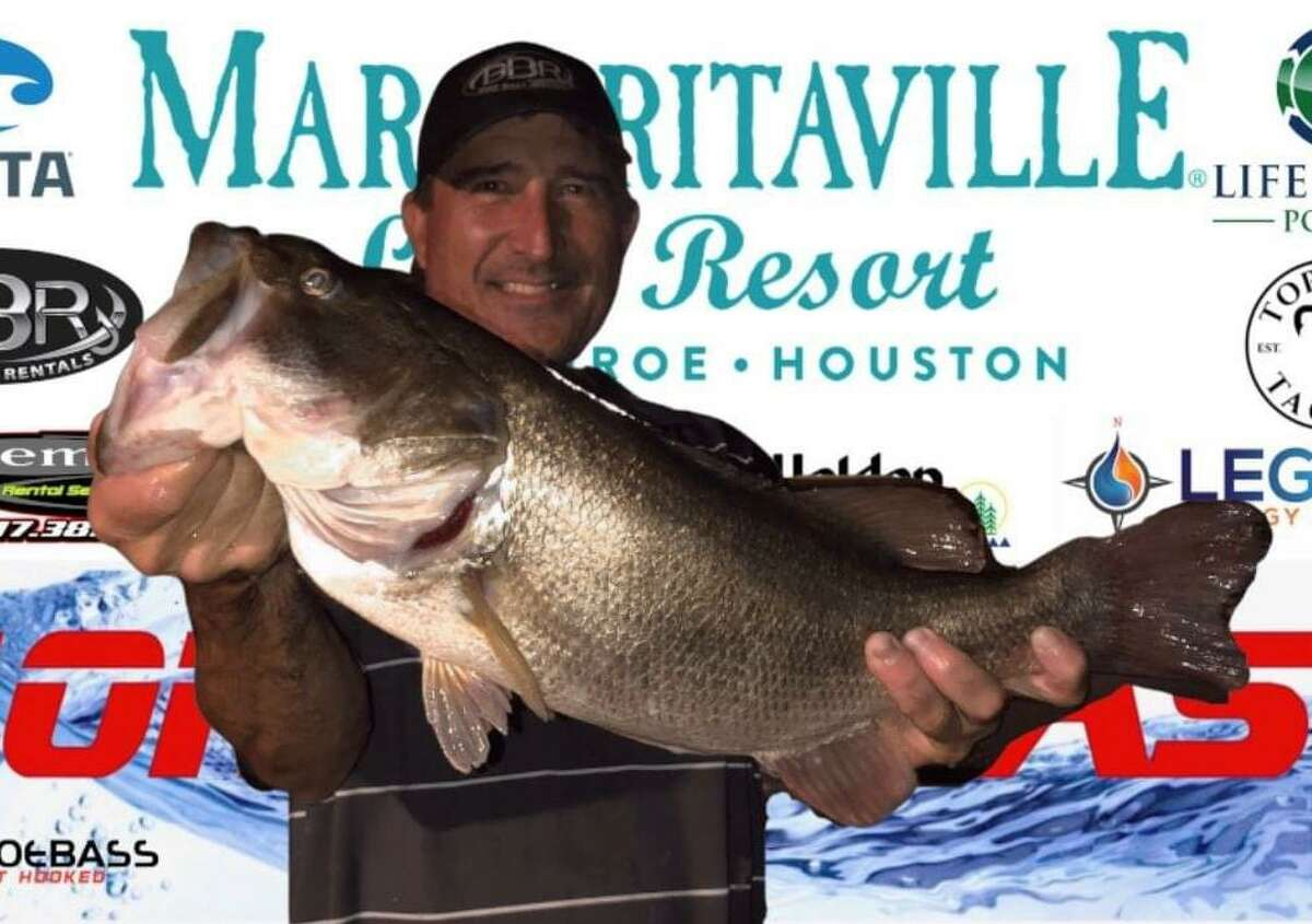 Robert Baney had the first place big bass in the CONROEBASS Tuesday Tournament with a weight of 6.54 pounds.