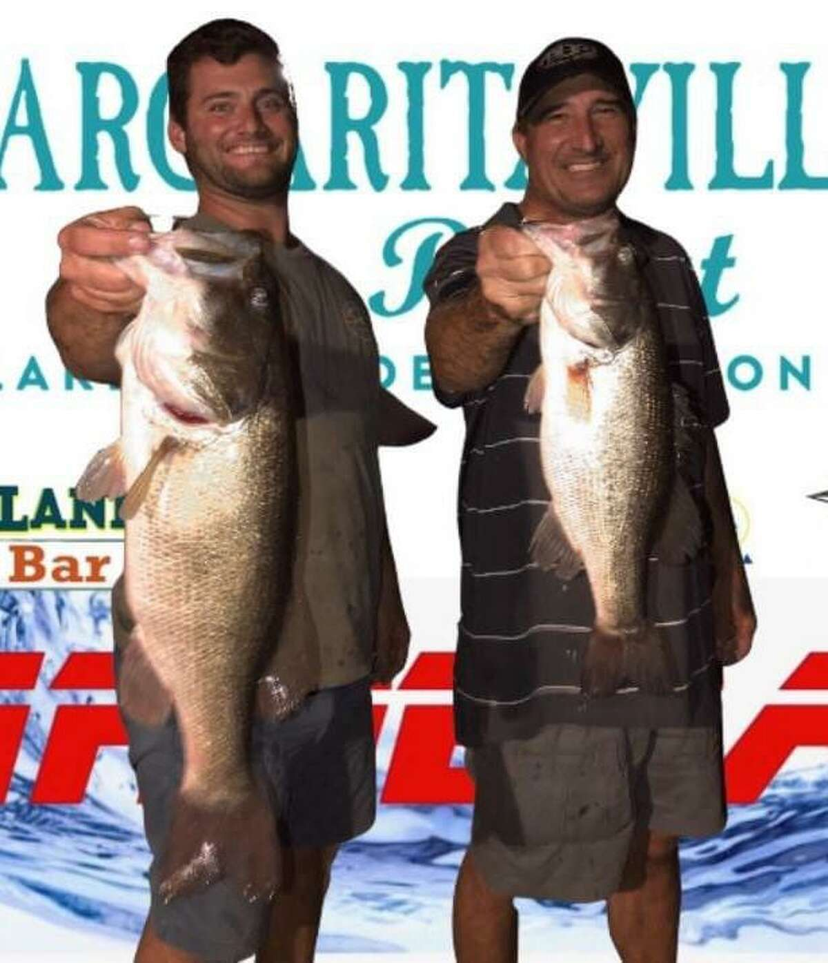 Rober Baney and DJ Strother came in first place in the CONROEBASS Tuesday Tournament with a total weight of 9.75 pounds.