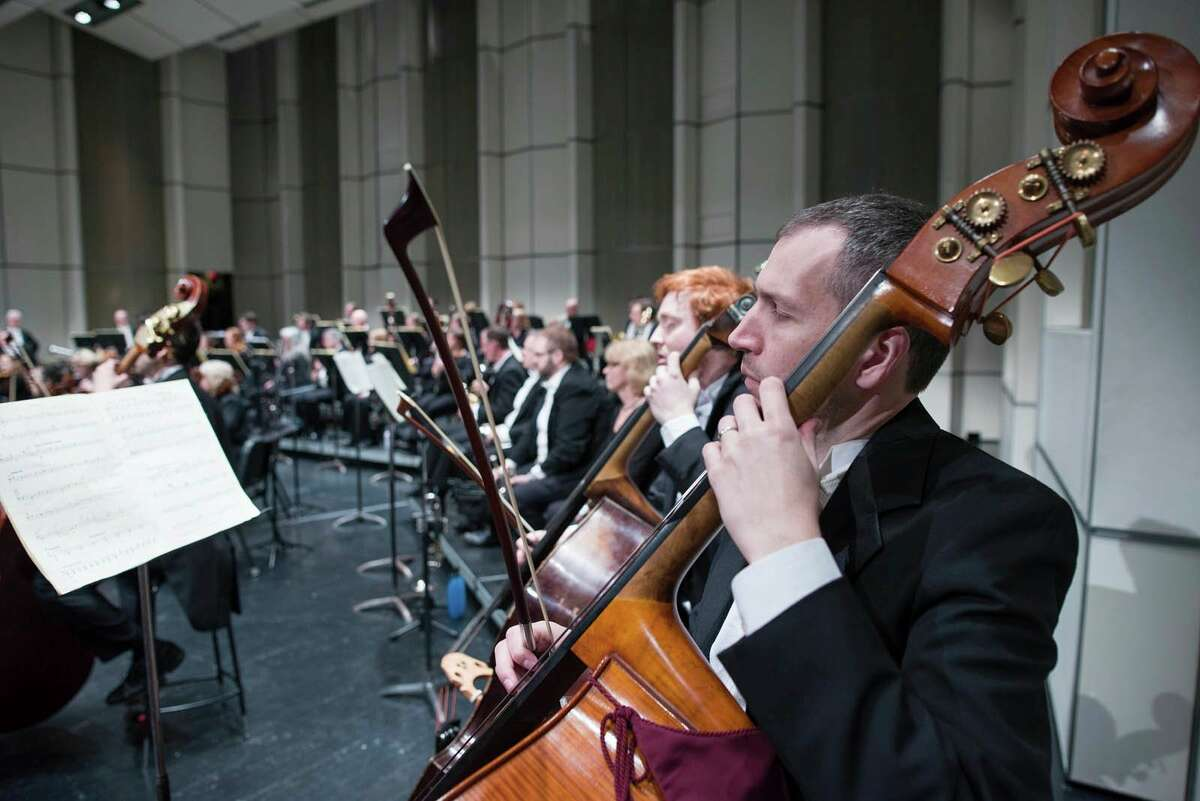 The Midland Symphony Orchestra's concert on Oct. 9 will feature more than 50 musicians under the direction of Music Director Bohuslav Rattay, and include three works by composers Jessie Montgomery, Jean Sibelius and Johannes Brahms. (Photo provided)