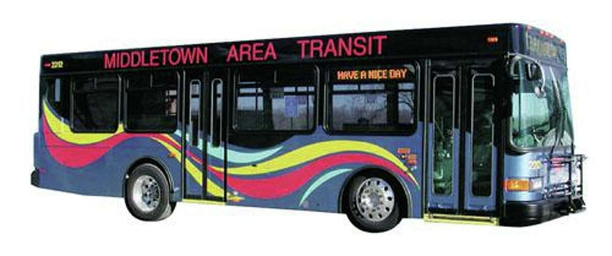 Middletown Area Transit bus