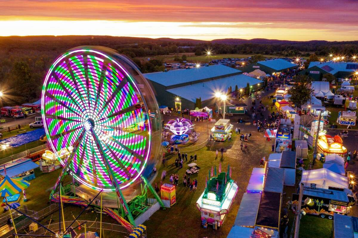 """There is little over a week to go until the 2021 Durham Fair, which runs Sept. 23 to 26 at the fairgrounds. This year's theme is """"Growing Stronger."""""""