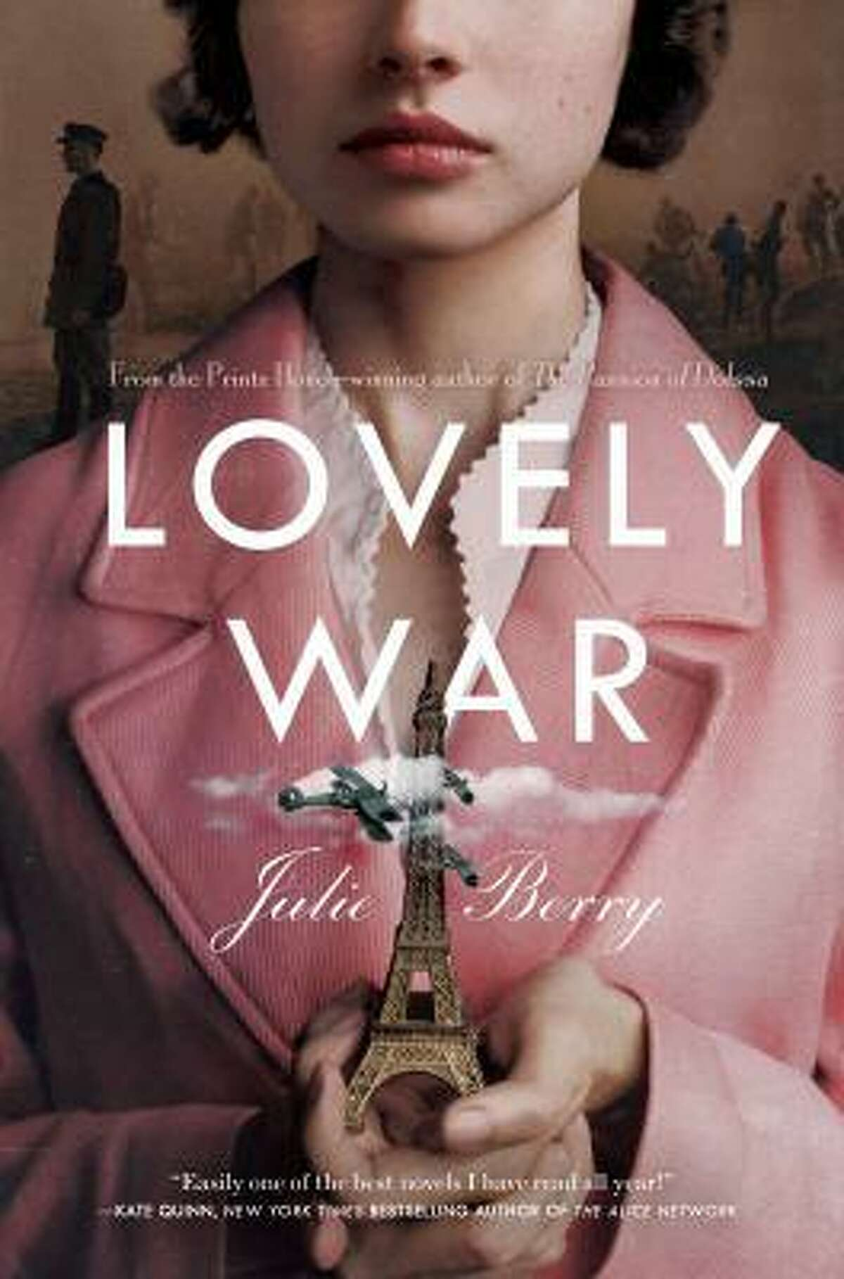 """""""YA Book Club"""" (live-streamed) 4-5 p.m. Wednesday, Oct. 13. Readers will discuss Lovely War by Julie Berry. This title is available in print and on OverDrive; call George Memorial Library to check availability. Registration required."""