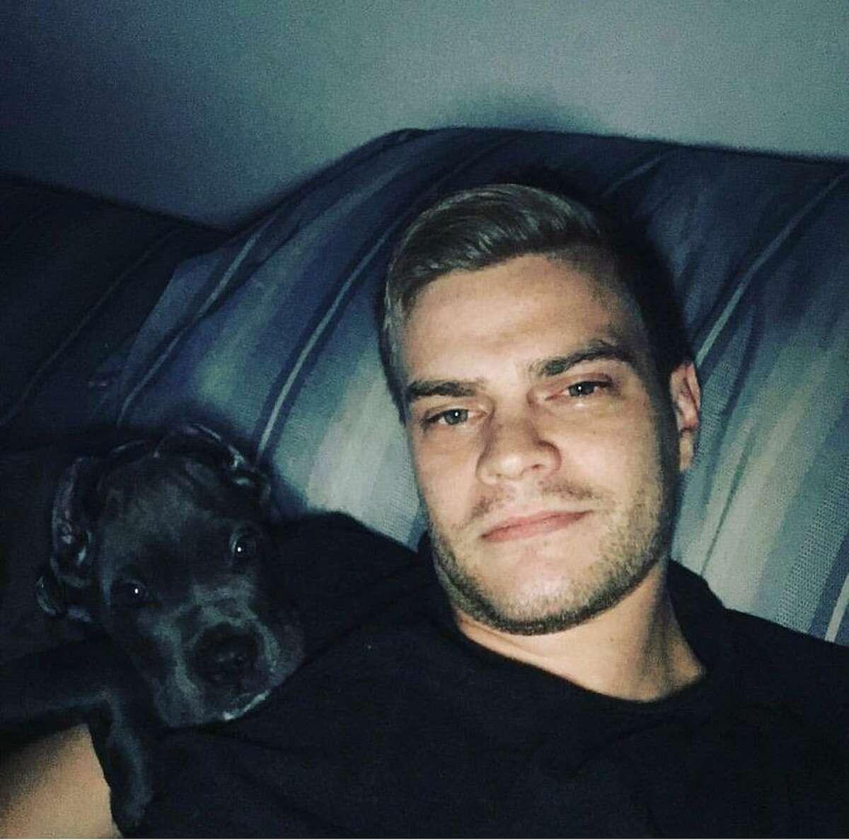 Ryan Camaioni and Zeus